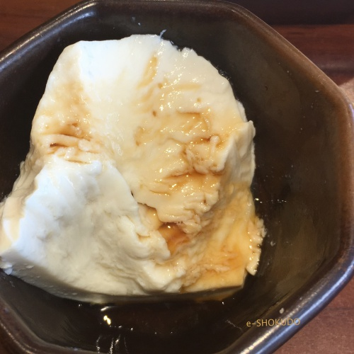 リッチモンドホテル浜松 朝食 手作り豆腐